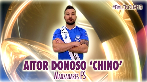 Aitor Donoso 'Chino' - Manzanares Fútbol Sala