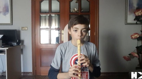 Cancion de Flauta Himno de Andalucia #28f