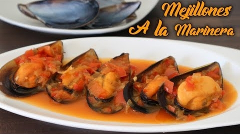 MEJILLONES A LA MARINERA #RecetasParaDummies