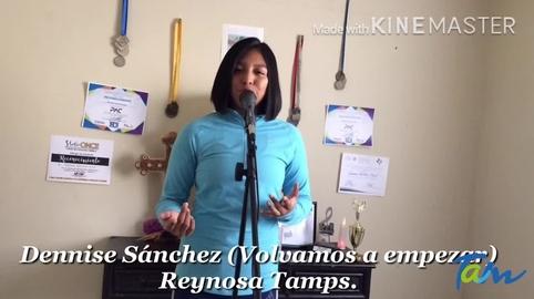 Dennise Sanchez (Volver a empezar)