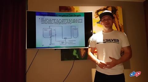 Sistema de cogeneracion de energia electrica y termica a base de biogas y/o gas lp o natural