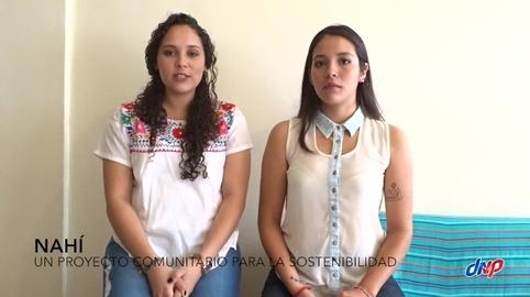 Nahi: Un proyecto comunitario para la sostenibilidad