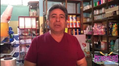 Abarrotes  Don Pancho #comerciantescongarra