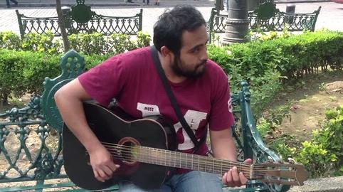 davidgarcia11, mi vídeo en la campaña Talento de Octubre