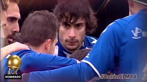Víctor Andrés - Club de Fútbol Talavera
