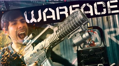 "Warface - ""Me pongo TRYJARD"" 