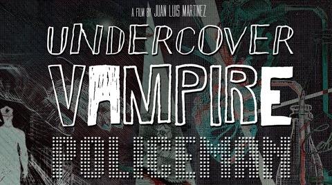 Undercover Vampire Policeman - Short film #hitsbookencorto