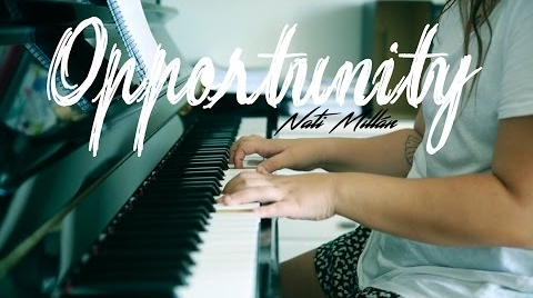 Opportunity - Nati Millán (Acoustic Piano) Original Song