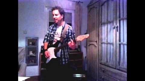 """Vídeo musical: """"Vivirás"""" de Sergio Baraza (sonido directo) #HitsbookMúsica"""