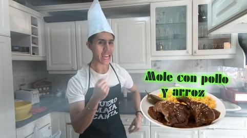 Molazo con pollo y arroz #YoCociKnorr