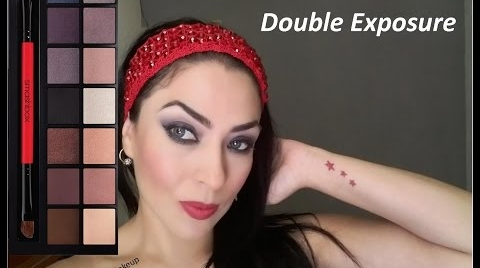 SmashBox Double Exposure Primera Impresión (Tutorial)