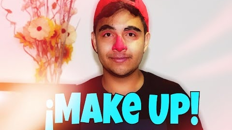 El Reto del Maquillaje Ft Samir Bautista