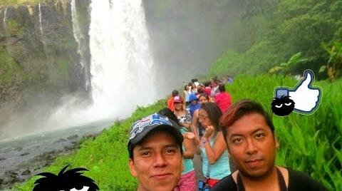 TOUR │SALTO DE EYIPANTLA-CATEMACO-VERACRUZ