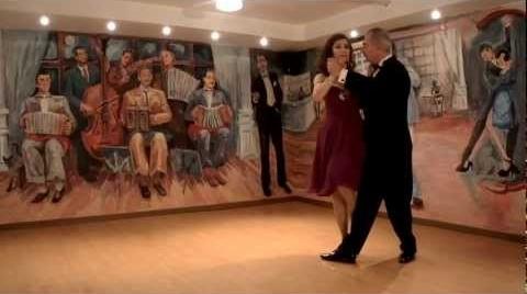 Te deseo una Feliz Navidad con este vals - Juana García y Julio Robles