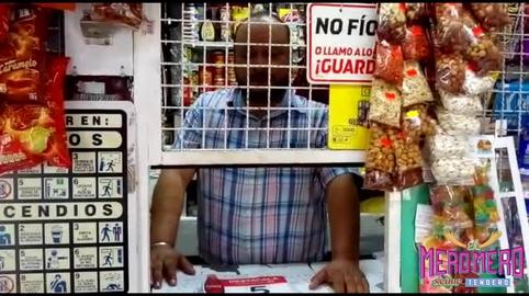 abarrotes casa Sanchez #comerciantescongarra