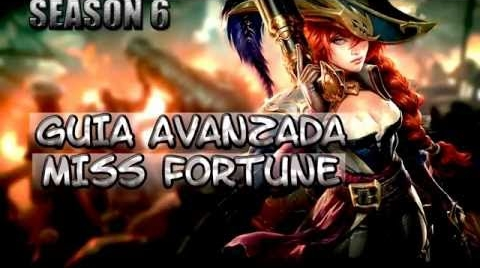 Guia avanzada Miss Fortune, Sinergias,Counters,Maestrias,Runas,Builds de composicion y Tips ##Hitsbook