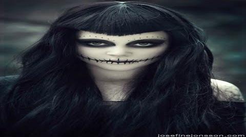 #SpecialHalloween Maquillaje Dark O Calavera #HalloweenHitsbook