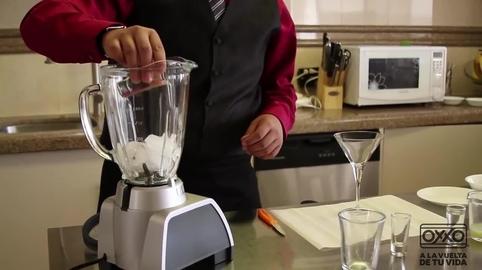 como preparar margarita? #OXXOALaVueltaDeTuVida