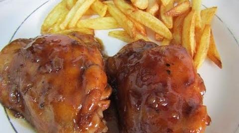 Pollo a la COCA COLA | Receta facil y deliciosa #RecetasParaDummies