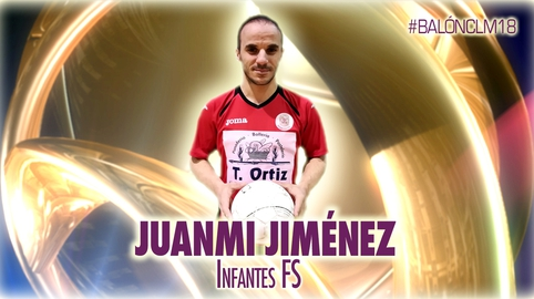 Juan Miguel Jiménez 'Juanmi' - Infantes Fútbol Sala