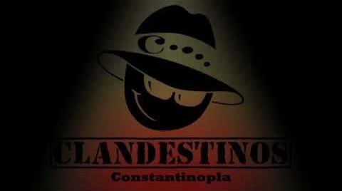 Clandestinos - Constantinopla