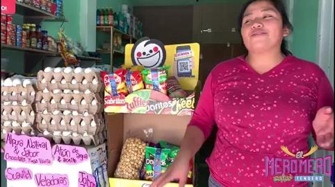 Abarrotes Fercho #comerciantescongarra