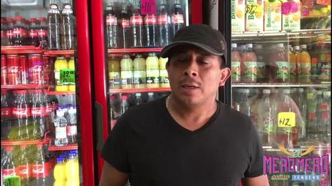 """Abarrotes y vinos """"La sevillana"""" #comerciantescongarra"""