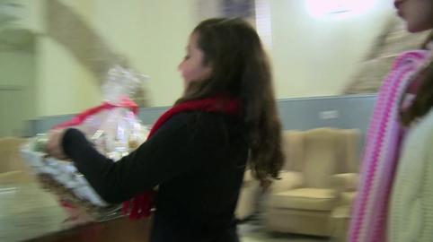Triana no tiene edad cuando llega Navidad