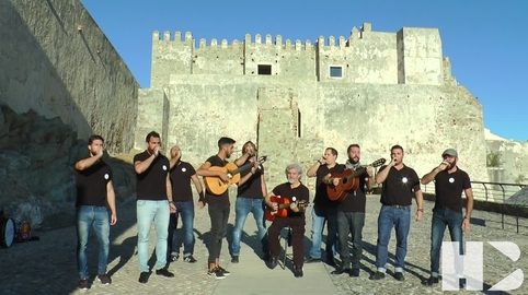 La Comparsa de Tarifa os desea Felices Fiestas #CanalSur