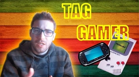 TAG GAMER | GAMER TAG | @JumperHarry #TagGamer