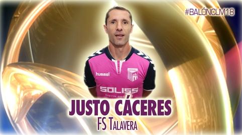 Justo Cáceres - Fútbol Sala Talavera