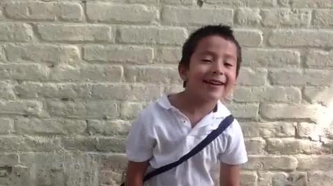guadalupecruz, mi vídeo en la campaña  El Sabor de Tang te disfraza de terror
