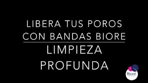 Bandas de Limpieza Profunda. #LiberaTusPorosYGana