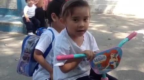 ariellemartinez, mi vídeo en la campaña  El Sabor de Tang te disfraza de terror