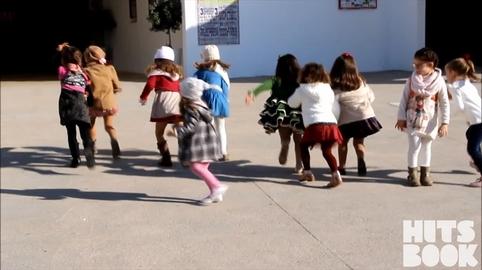 Grupo de Baile Rocío Moreno, mi vídeo en la campaña YO TAMBIÉN CANTÉ EL VILLANCICO DE CANAL SUR