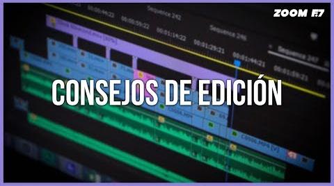 Consejos de edición.   Ft. Edgardo Ávalos (Ánima Estudios) #EstrellasDigitales2019