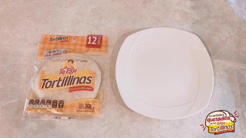 La verdadera quesadilla es con tortillinas #LaVerdaderaQuesadilla