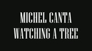 "Michel canta ""watching a tree"""