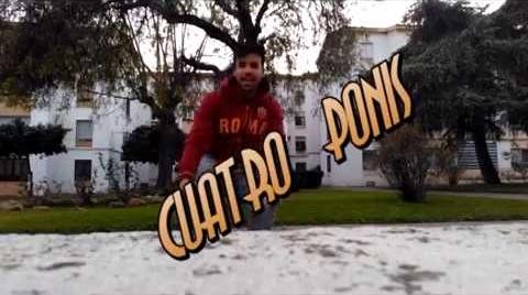 cuatro poniscuatro ponys #HitsbookMúsica