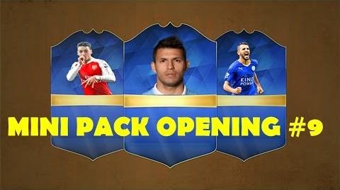 MINI PACK OPENING #9 | FIFA 16 | Ismaron10