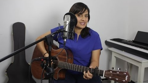 No soy un angel-Edgar Oceransky (cover Roxanna Rivera)