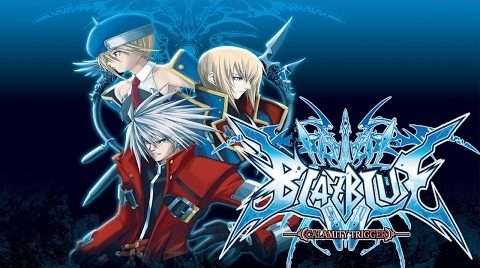 Revancha - Blazblue Calamity Trigger Portable PSP / Gameplay