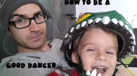 HOW TO BE A GOOD DANCER