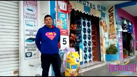 Abarrotes Nemo #comerciantescongarra