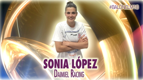 Sonia López -  Daimiel Racing Club